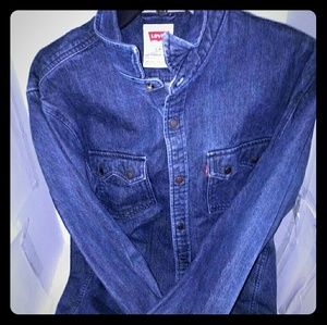 Denim Jacket Levi Strauss and Co L Large